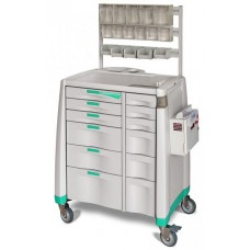 ACM Anesthesia Cart