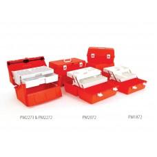 Flambeau® Orange Medical Kits